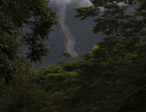 Thornton Peak Landslide